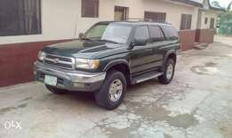 Toyota 4runner 02 good condition ac okay buy use
