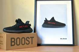 Adidas Yeezy boost 350 V2 Back Red