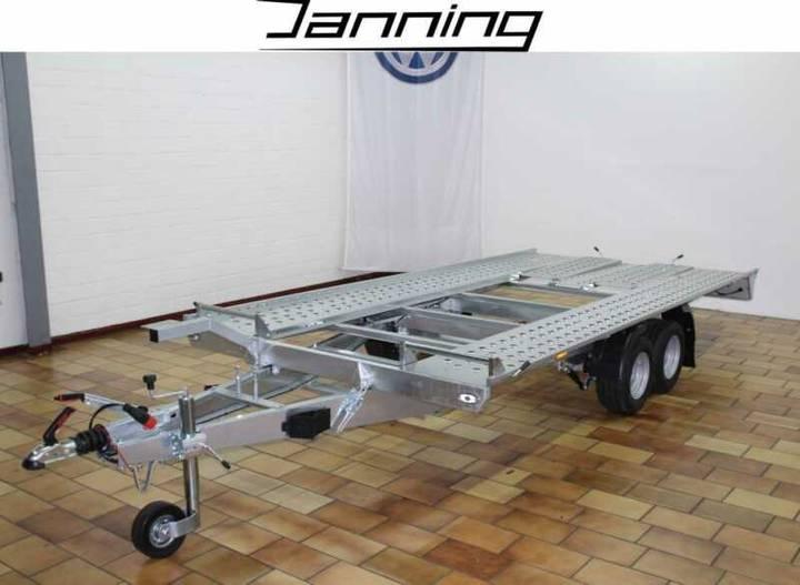 Blyss Sonda2 Fahrzeugtransporter 400x195x4cm 2.500kg
