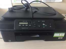 Brother DCPJ105 InkBenefit Printer