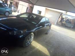 08 Honda Accord upgraded to 010 for grab now