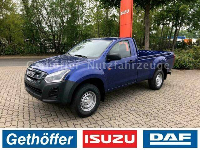 Isuzu D Max Single Cab Basic MT Euro 6 AHK Last 3,5t