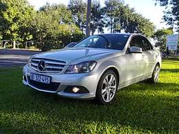 2013 AUTOMATIC C200 CDi Mercedes Benz, Face Lift, Avantgarde, with bal