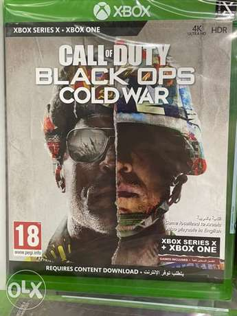 Call Of Duty Black Ops Cold War Xbox Series X & Xbox One