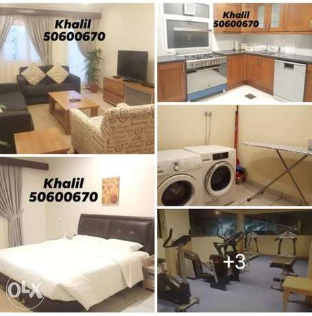 Manqaf - Fully Furnished 3 BR with Balcony