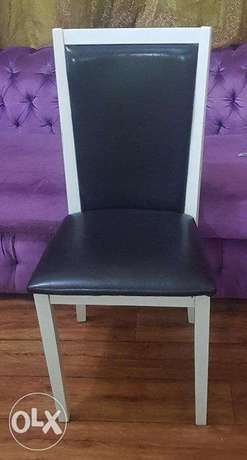 Dinning Chair 3 nos. wooden unused Made in Malaysia