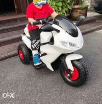 Kids BMW electric rechargeable bike