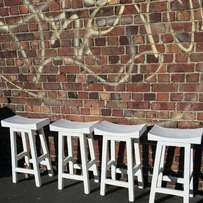 Curved bar stools call or what's app