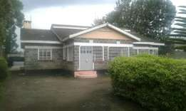 for let own compound four bedrooms house kiamunyi