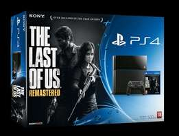 Ps4 plus last of us game