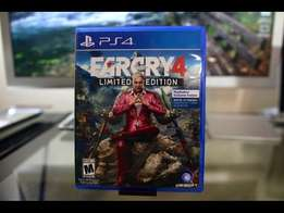 Far Cry 4 Limited Edition (PS4) for sale at GAMING4GEEKS