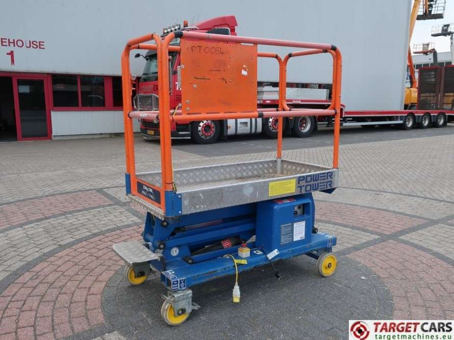 Power Towers  Power Tower Electric Work Lift 510cm - 2011