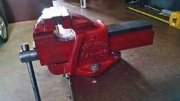 Trade Quality Heavy Duty Carter Bench Vice Made in Australia