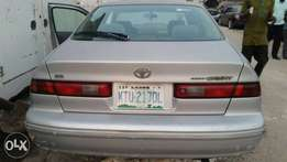 First body paint Toyota Camry 1999