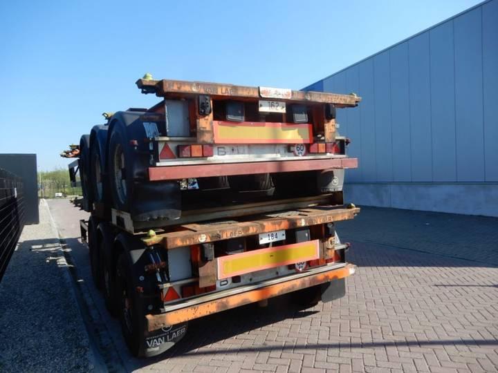 Van Hool 2x Tank chassis / 30 FT / 20 FT - 1994