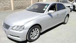 Toyota mark x. Trade in accepted