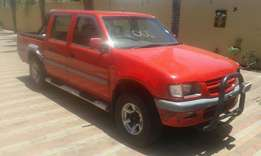 Isuzu double cab for sale or swap