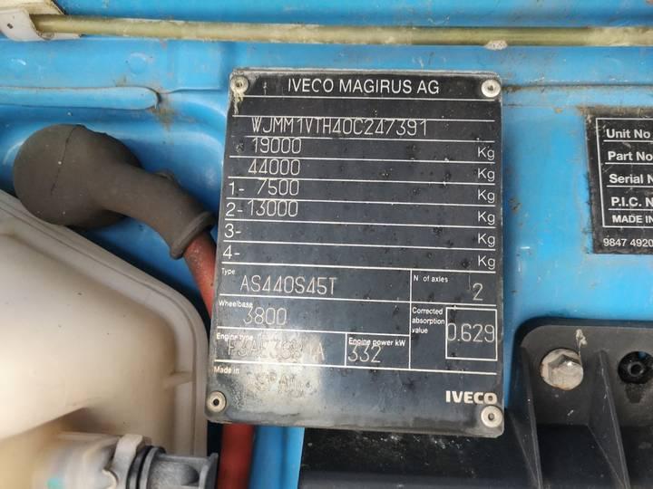 Iveco STRALIS 450 | EURO 5 EEV | INTARDER | ALCOA | Coolbox - 2012 - image 8