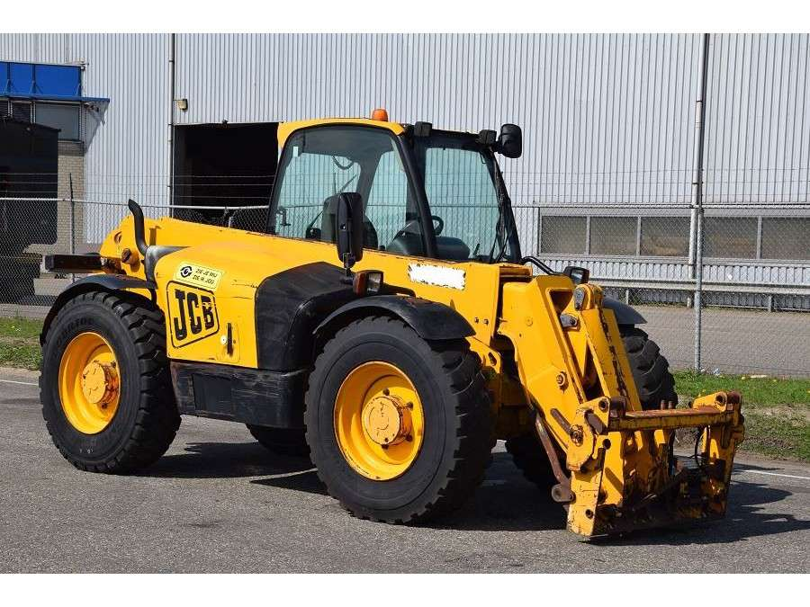 JCB 541-70 Agri Plus - 2006