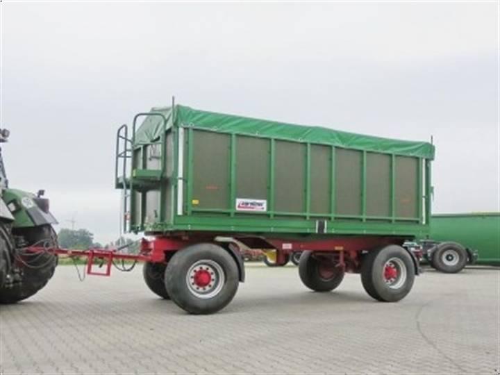 Agro LINER HKD 302 - 2013