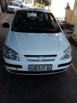 2004 Hyundai Getz for sale
