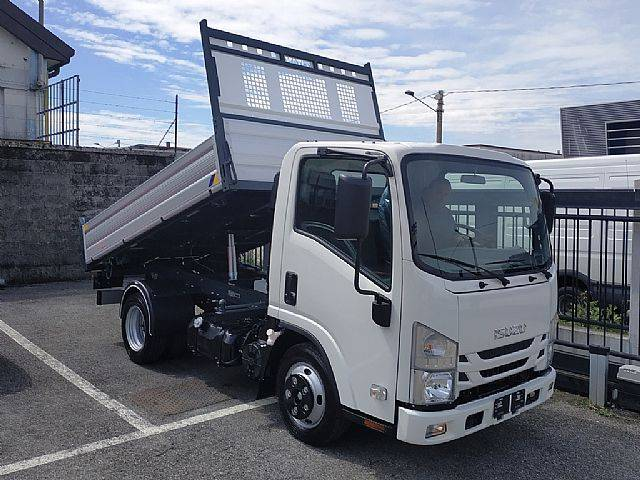 Isuzu L35 Groud