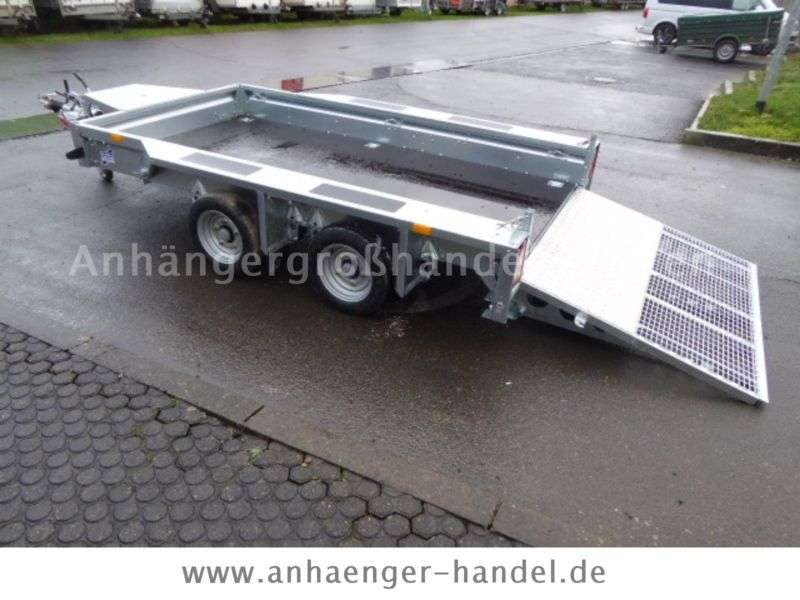 Ifor Williams GX 105HD Rampe +Zurrösen 3,5t VORRAT - image 3