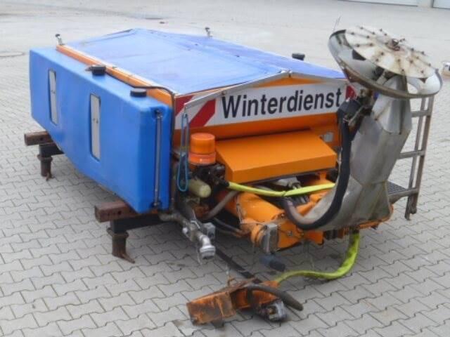 Unimog Salzstreuer Gmeiner Sta2500tc Fs - 2005