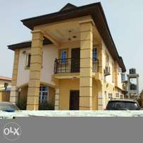 New 5bedroom Duplex with Mini flat at BQ Isheri Osun Lagos with CofO