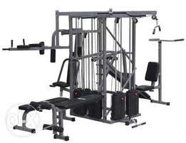 10 users home gym