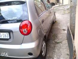 CHEVY SPARK 2007 1.0LS Silver