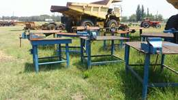 Work benches with vice for sale