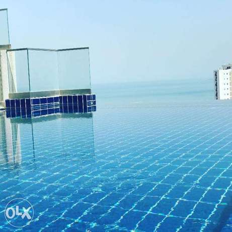 rent for amateurs of calm and beauty, a luxurious apartment in Bneid