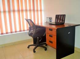 Office space and Open work stations
