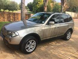 BMW X3 for sale - excellent price