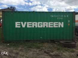 20ft evergreen shipping container