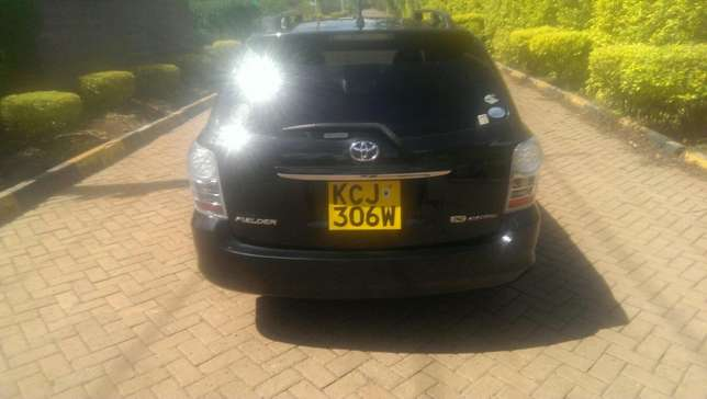 Toyota fielder fully loaded Muthaiga - image 3
