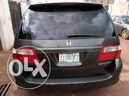 Honda Odyssey Touring, Full Option, Limited Edition 2008