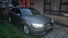 Audi 1.4Tfsi 2013 with paranomic roof