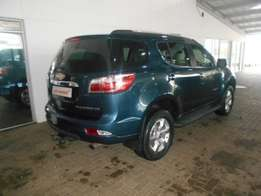 2013 Chevrolet Trailblazer 2.8 LTZ Diesel automatic