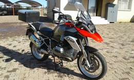 2013 BMW GS 1200 LC
