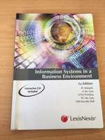 Accounting Information Systems in a Business Environment