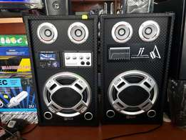GLD mixture woofer with double speakers. Special offer!!