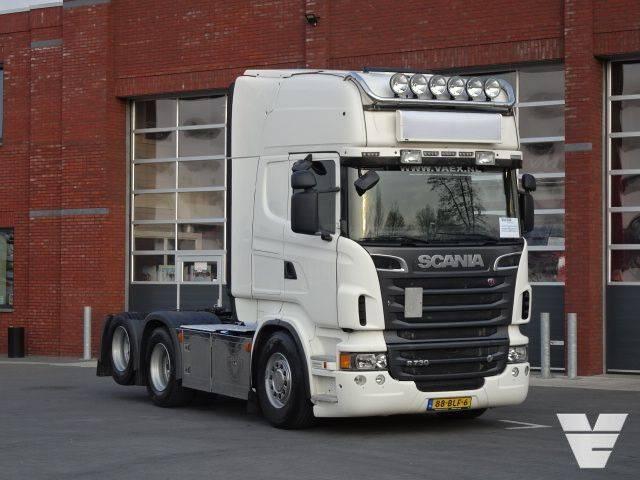 "Scania R730 LA6x2HNB ""King of the Road"" - 2012"