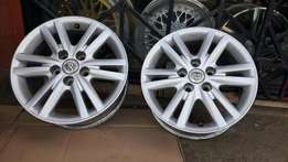Ex japan rims 16' pcd 114