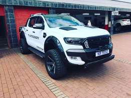 Ford Ranger 4X4 AUTO XLT Double Cab RAPTOR KIT