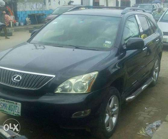 CLEAN Lexus RX330 05 FULL OPTION for N2.450m Surulere - image 3