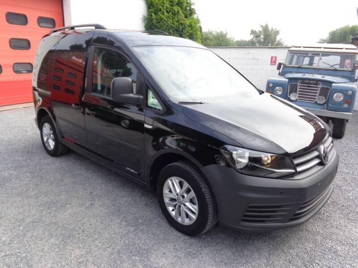 Volkswagen Caddy Boite Auto DSG 15350€ HTVA - 2015
