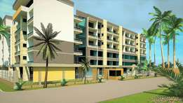 Exquisite Holiday Homes for sale in Mombasa (One Bedroom Apartments)