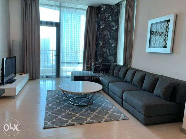 For sale a fully furnished flat in Seef Area